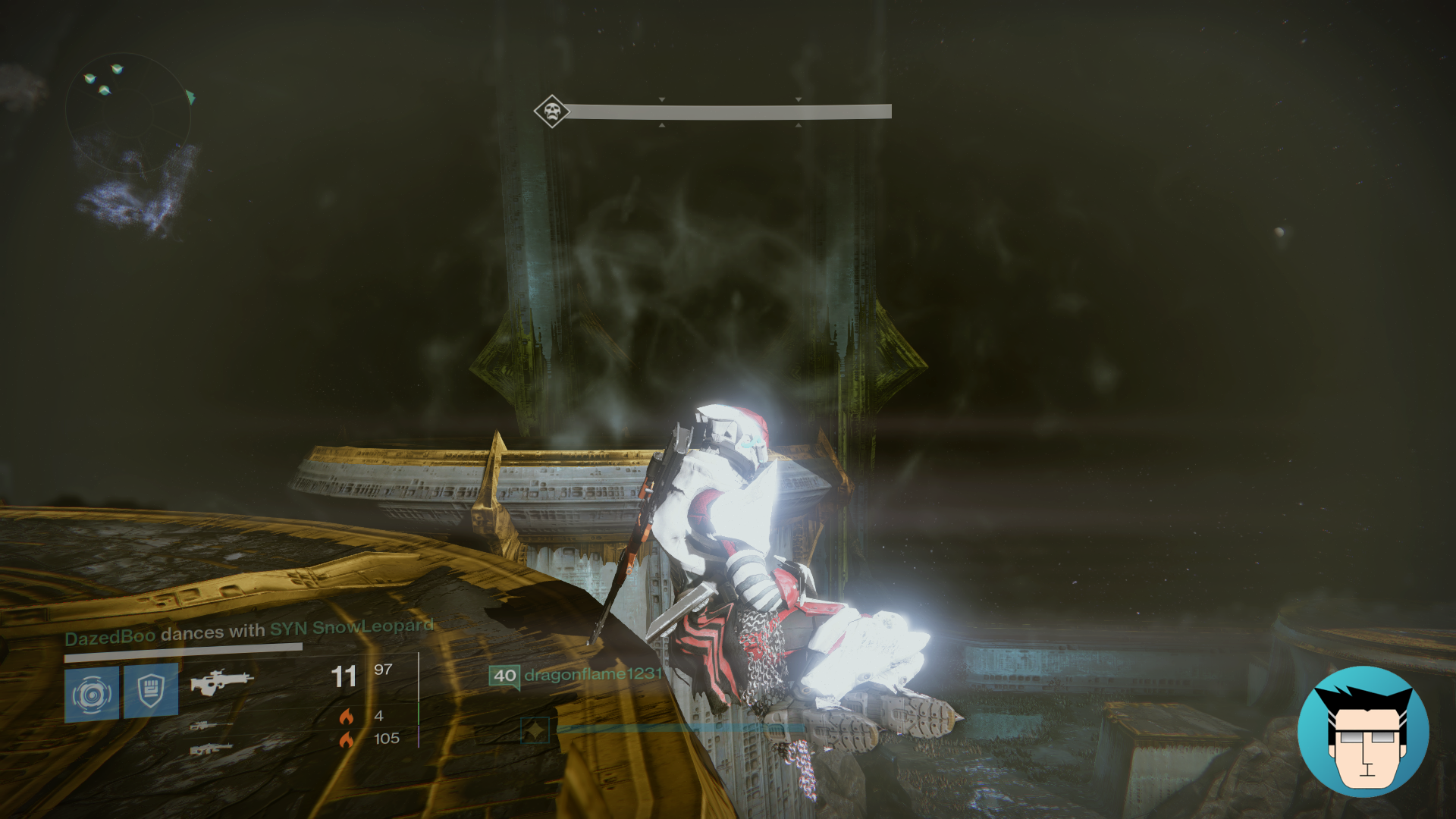 """At Oryx 